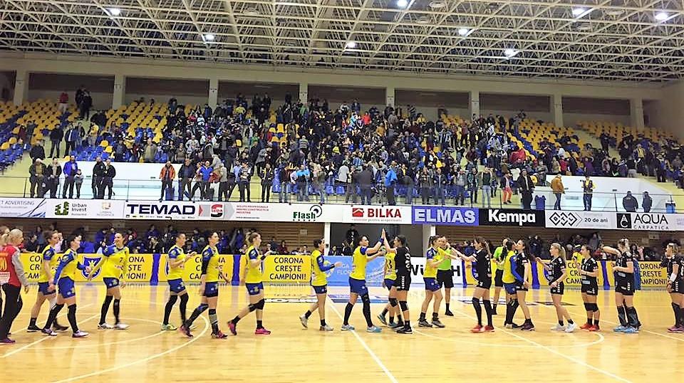 Poftă de joc și victorie pentru Corona în meciul cu CSM Slatina