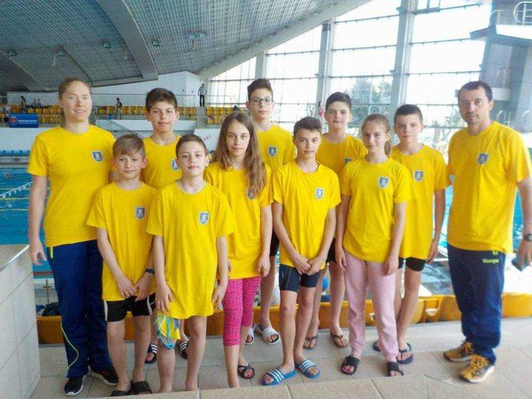 Patru înotători ai Coronei s-au calificat la Campionatul Național de cadeți