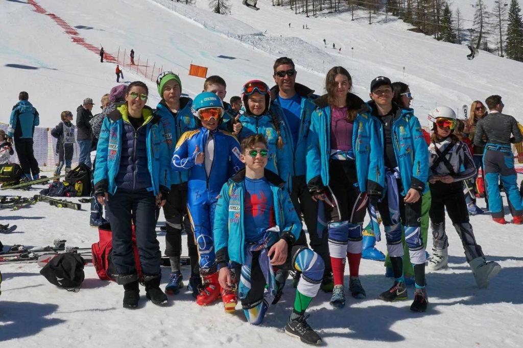 Schiorii juniori ai Coronei, evoluții reușite la International Kidstrophy, în Austria