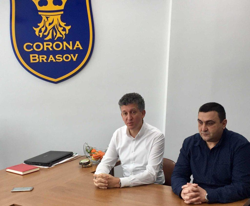 Clubul Corona a preluat echipele de junioare 1 şi 2 de la Transilvania Braşov, în urma unui protocol de colaborare