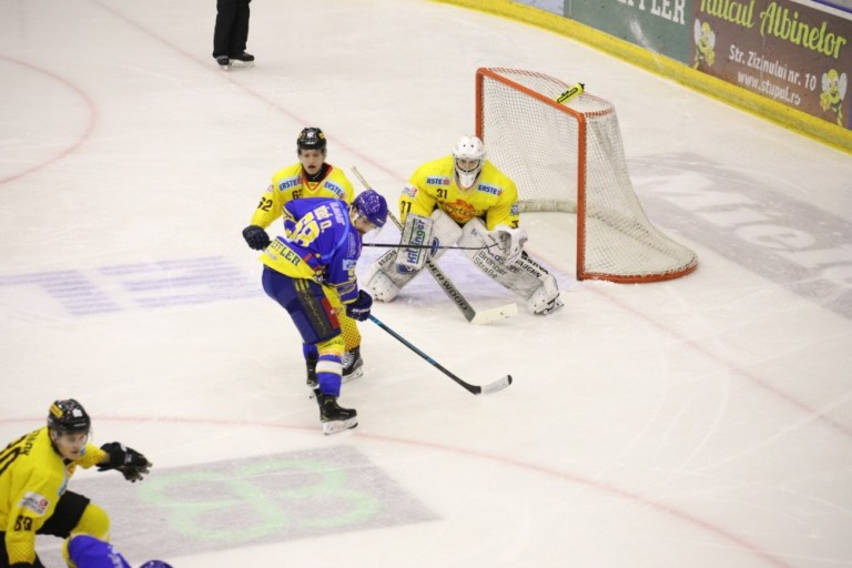 Corona Brasov Wolves – Vienna Capitals II 8-4