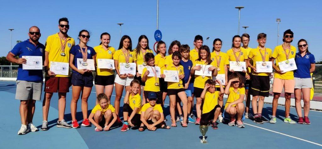 Campionatul Naţional Probe şi Poliatlon, Cluj Napoca 2019