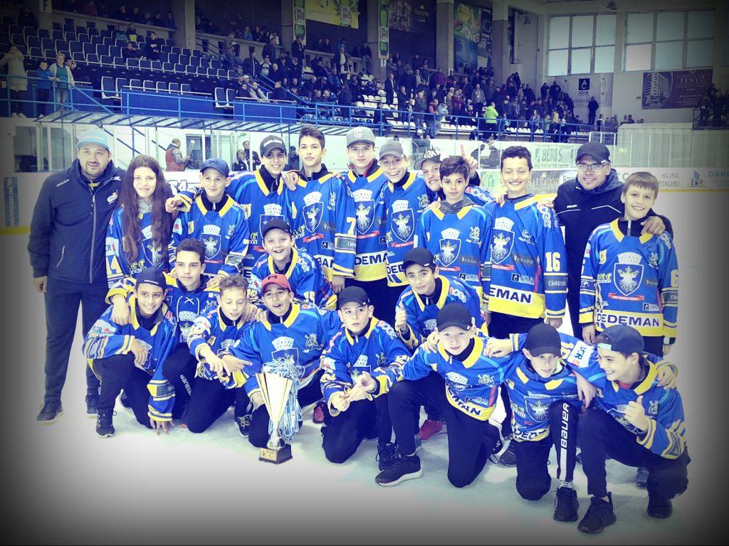 Corona Brașov U14 a câștigat Cupa THL!