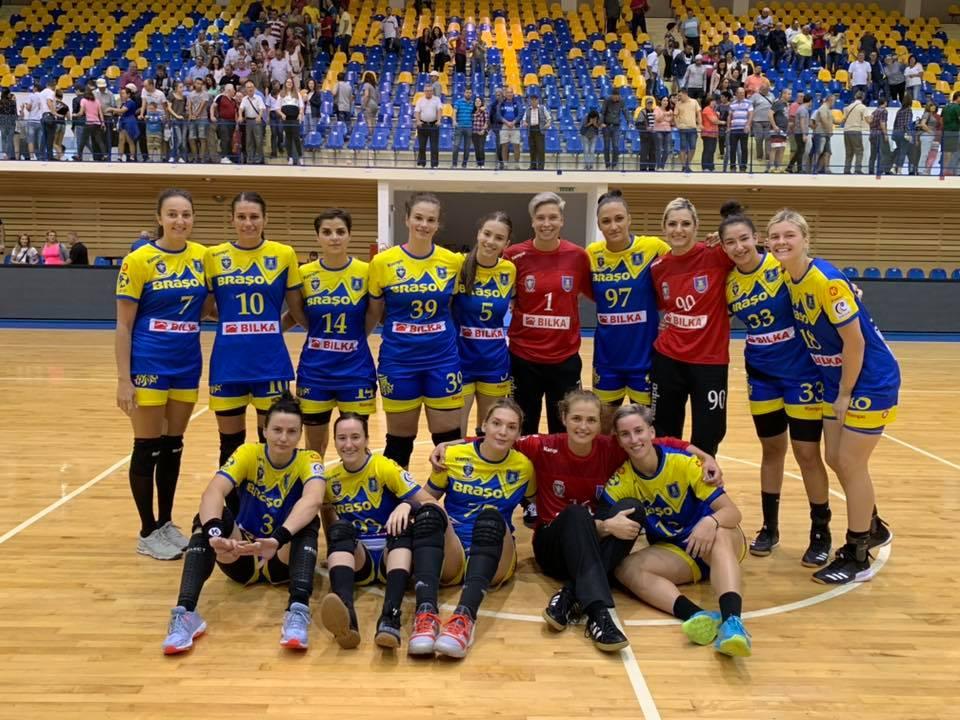 Corona  a câştigat detaşat şi în faţa echipei CSM Slatina