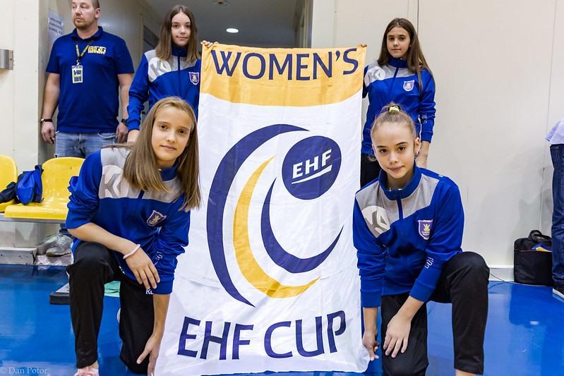 Corona va avea un duel românesc pentru Grupele EHF!