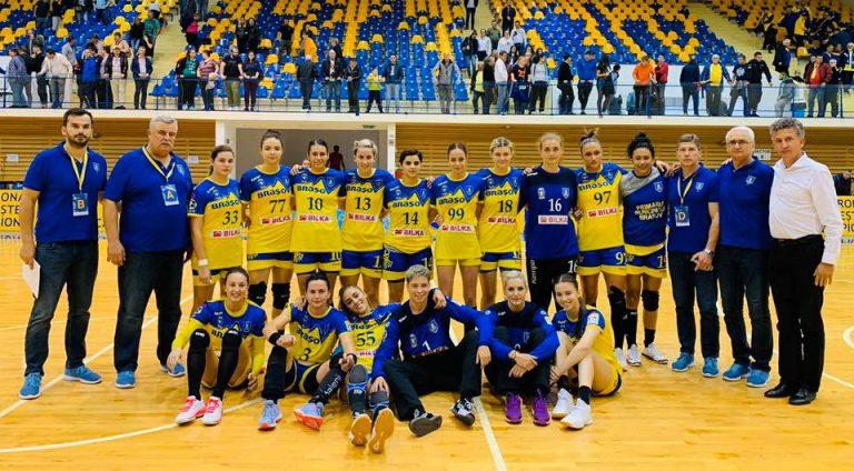 Corona Braşov şi-a mai trecut în cont o victorie
