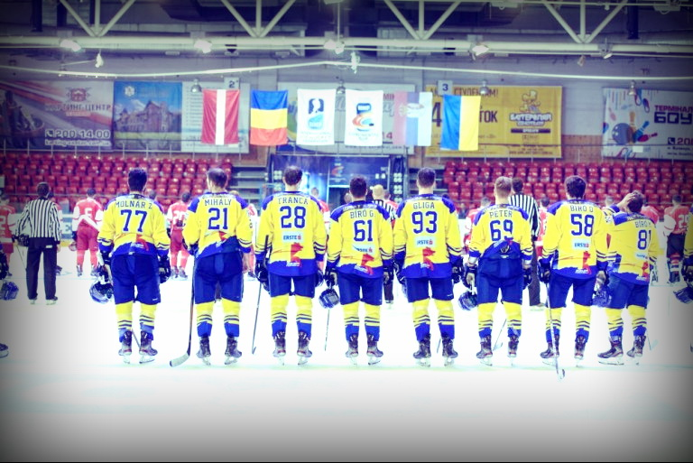 Corona Brașov, locul 3 în grupa C a Cupei Continentale.
