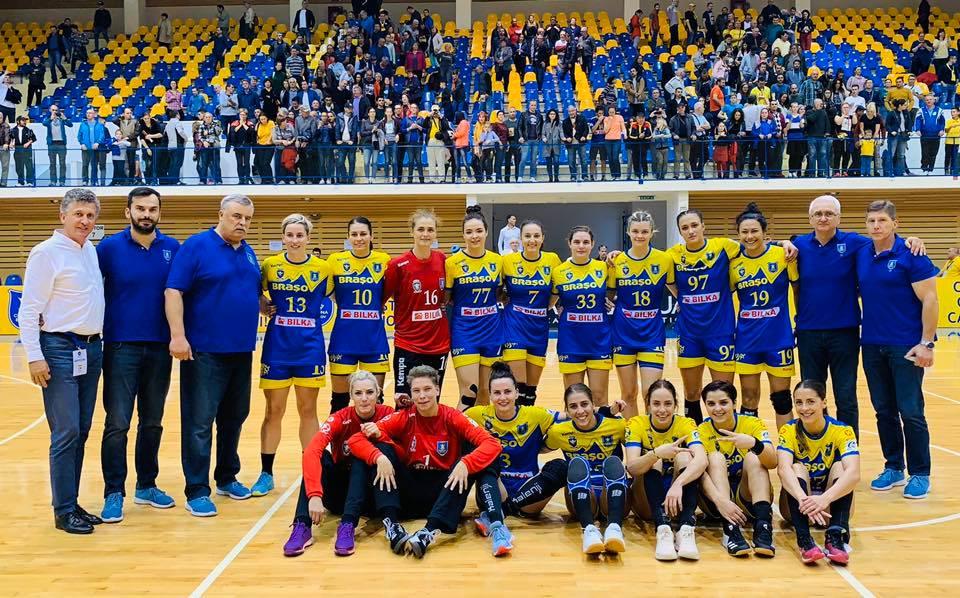 Handbalistele Coronei au câştigat primul meci din Cupa EHF!