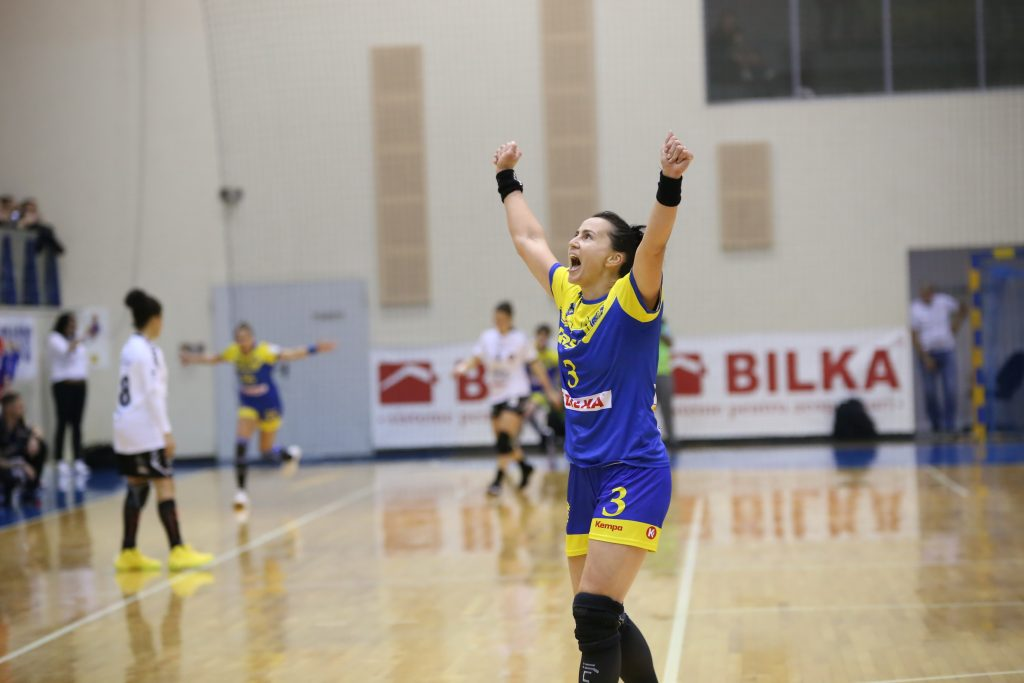 Corona s-a calificat în grupele Cupei EHF!