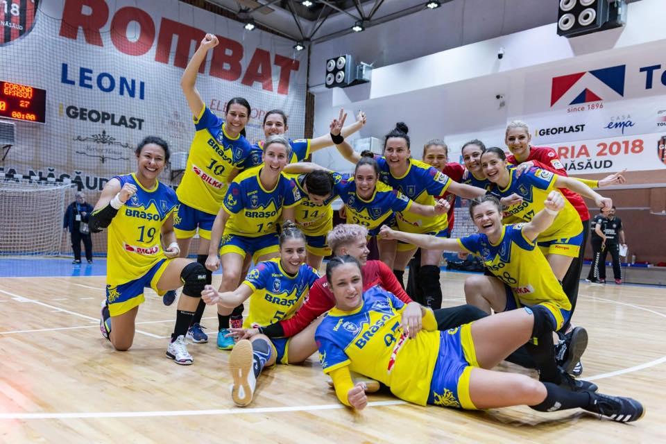 Corona a mai făcut un pas pentru calificarea în grupele Cupei EHF