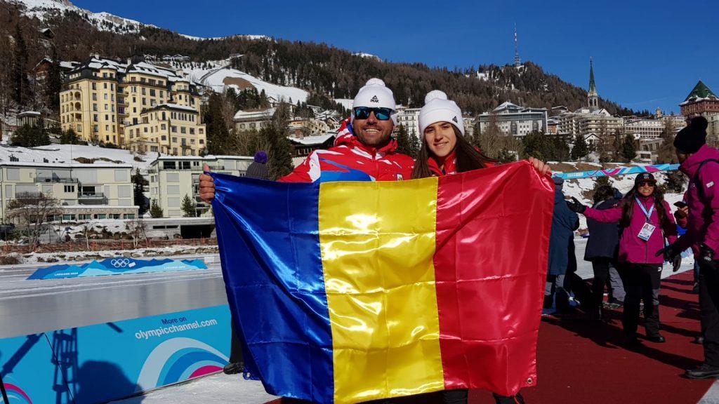 Patinatoarea Coronei, Ramona Ionel a câştigat medalia de bronz la JOT de la Lausanne