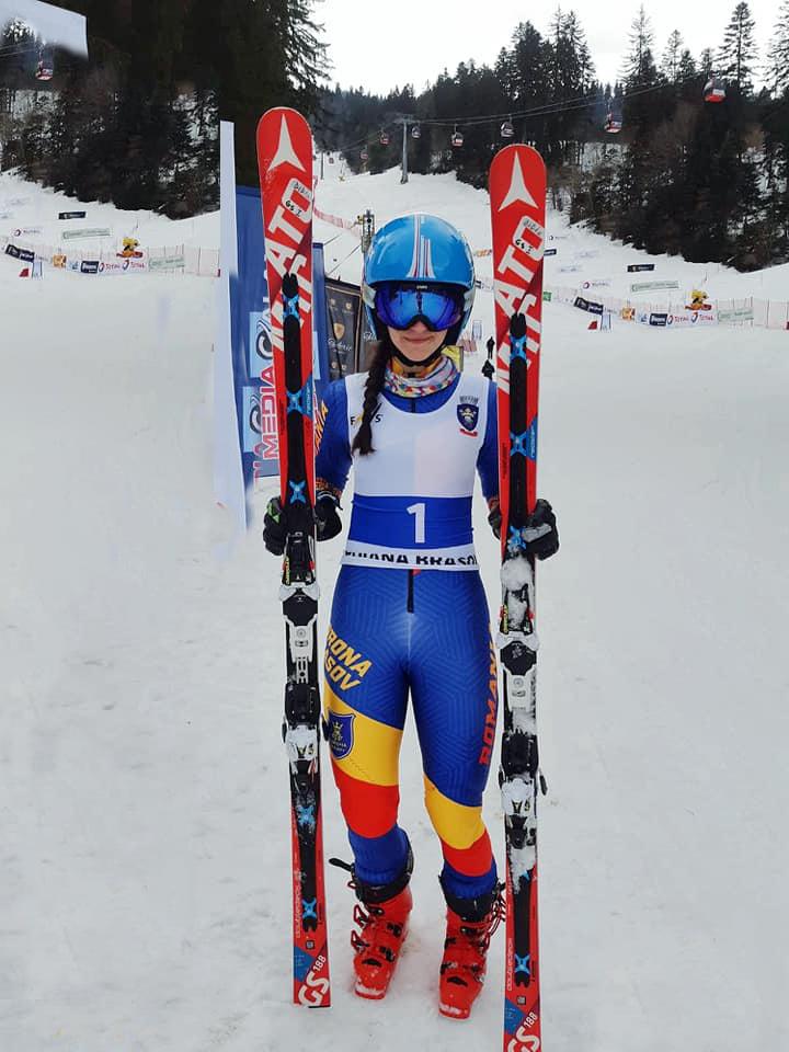 România va fi reprezentată de Diana Rențea și Andrei Stănescu la Jocurile Olimpice de Tineret de la Lausanne-Elveția