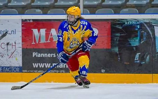 Clubul Sportiv Municipal Corona Brașov are o reprezentantă la JOT 2020 de la Lausanne la hochei pe gheață
