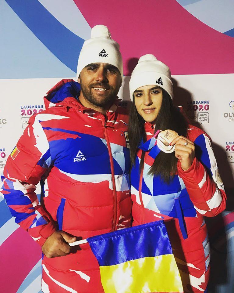 """""""Simt că visele au devenit realitate, dar sunt conştientă că medalia olimpică nu ar fi fost posibilă fără sprijinul Coronei şi al COSR"""""""