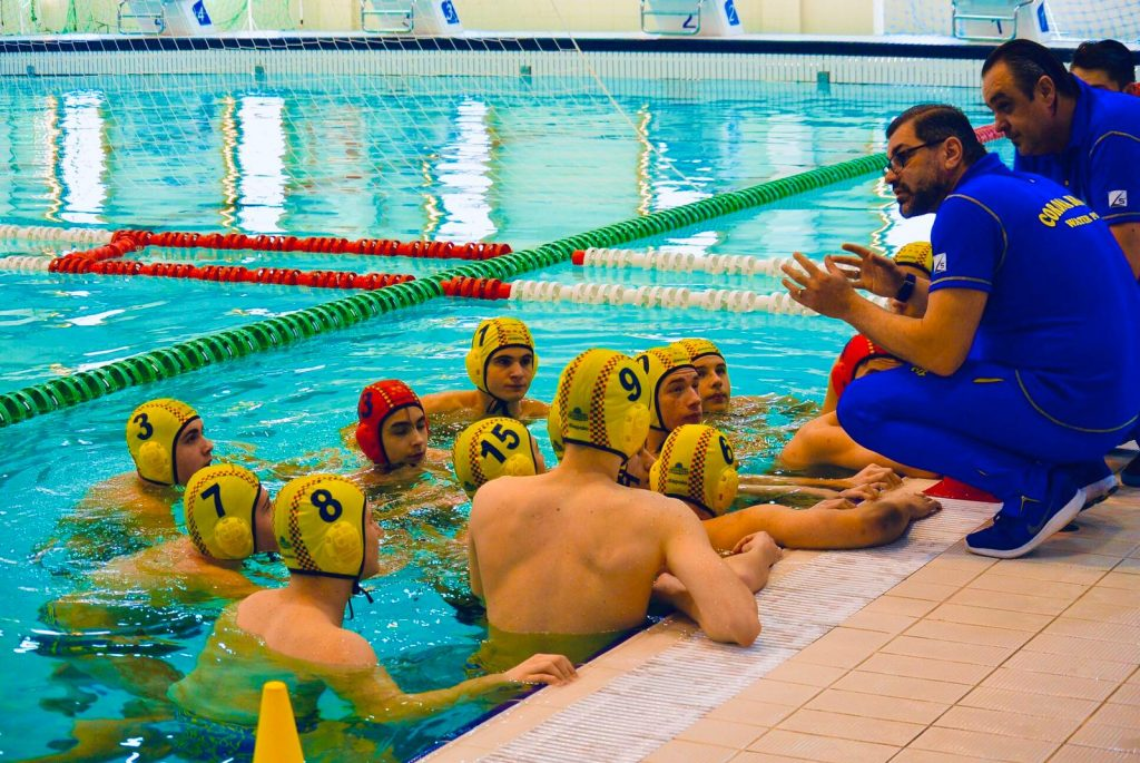 Juniorii 2 de la polo s-au calificat la turneul final al campionatului