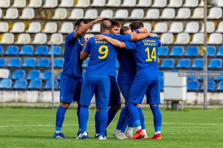 Fotbaliştii Coronei, convinşi că după meciurile de baraj vor sărbători promovarea