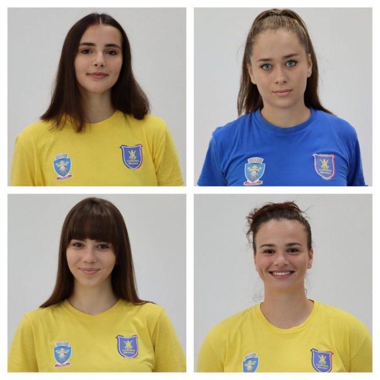 Alte patru jucătoare ale Coronei vor merge la naţionala de tineret 2002/2003