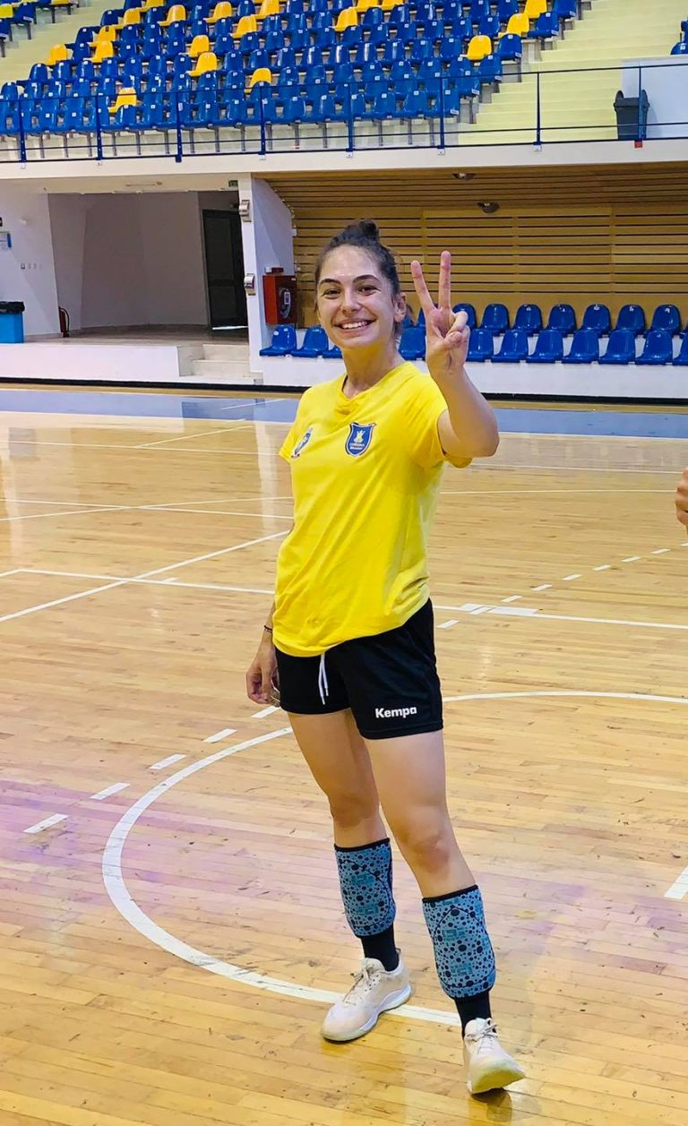 Coordonatorul de joc al Coronei, Monica Bărăbaş, convocată şi ea la naţionala de tineret