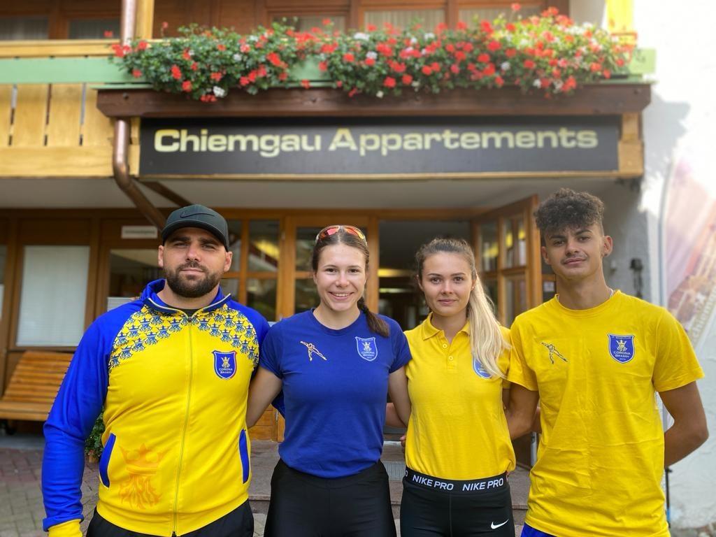 """După un cantonament lung, la Inzell, Mihaela Hogaș a scos la """"International Race"""", un timp care intră în baremul de calificare la JO 2022"""