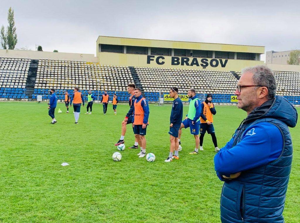 Călin Moldovan: Vrem să încheiem meciurile oficiale cu încă o victorie