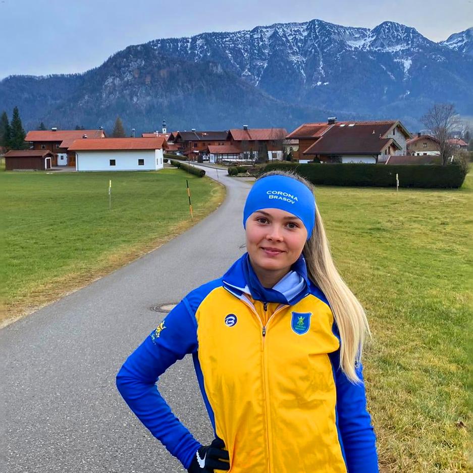 """Mihaela Hogaș: """"2021 va fi cel mai important an din cariera mea"""""""