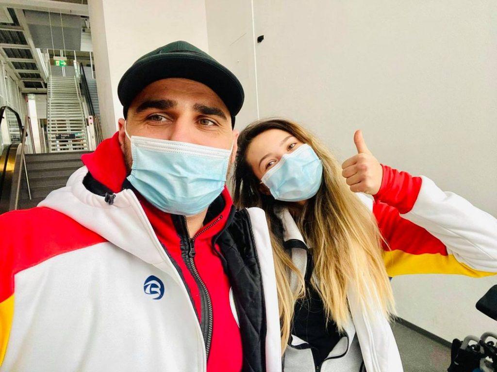 Mihaela Hogaș pregătită de competiții