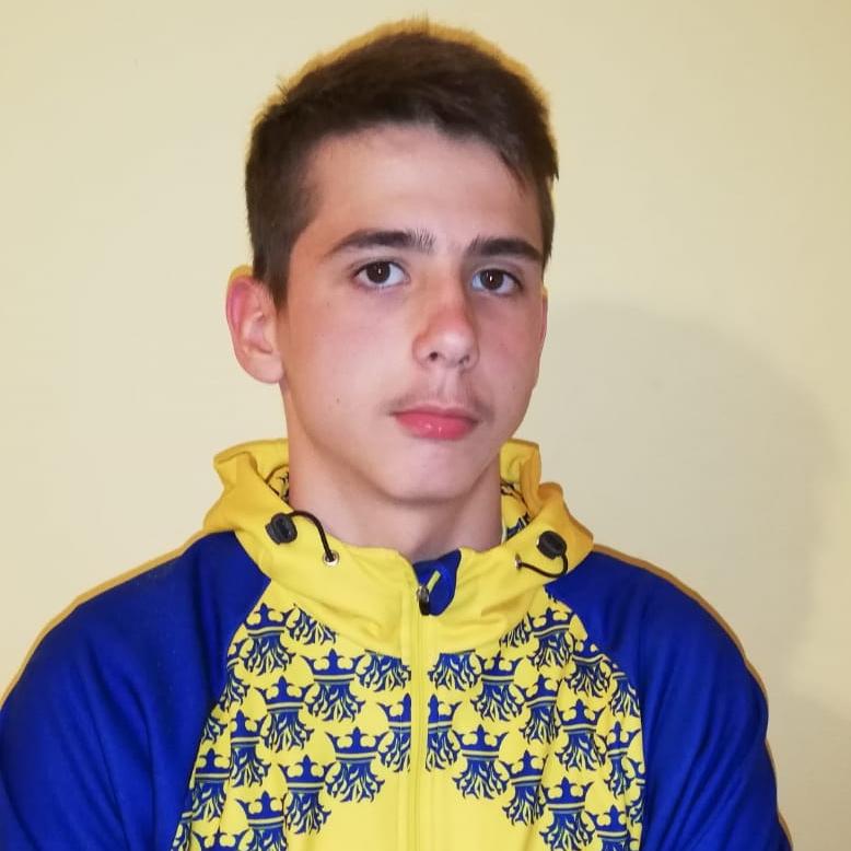 Lucian Borca convocat la Naționala de polo a României U15