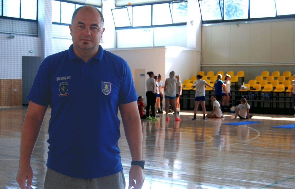 Debut în seria de meciuri amicale a echipei de handbal senioare de la Corona Brașov