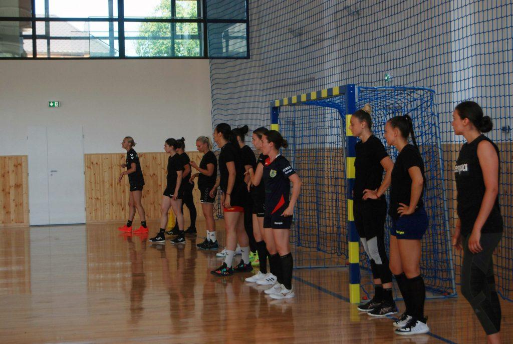 Suflu nou la echipa de handbal senioare de la Corona Brașov