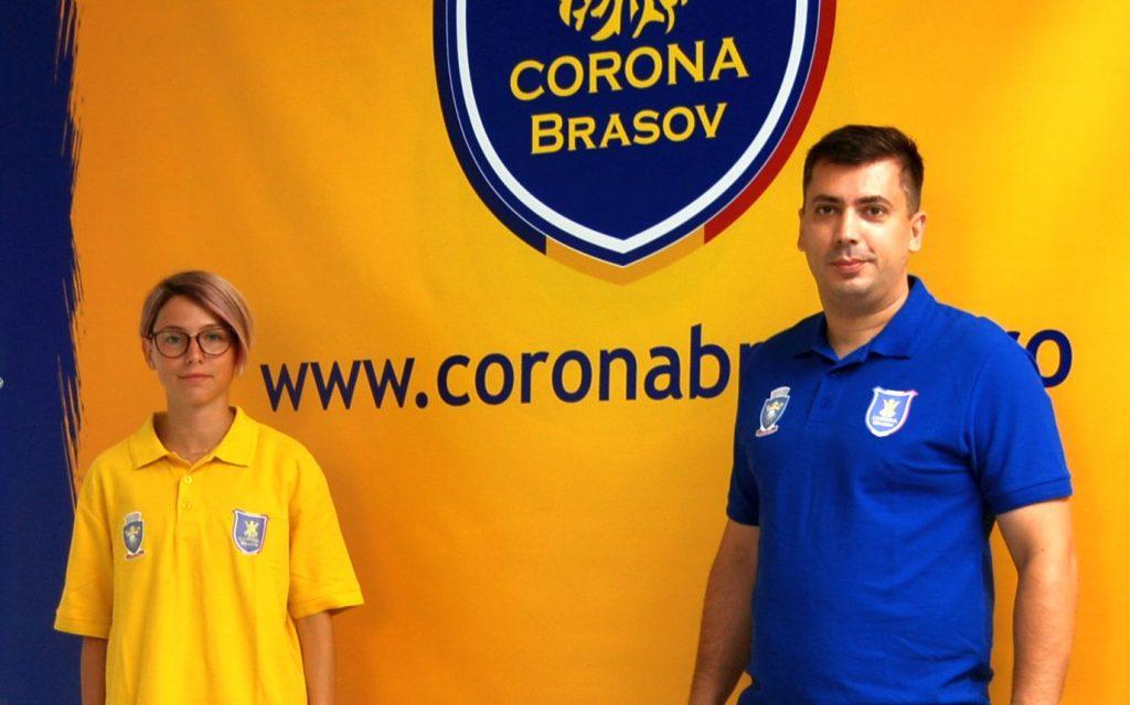 Antrenor de lot olimpic la secția de scrimă Corona Brașov!